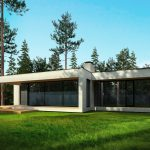 Новый проект в поселке Комарово